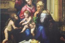 2 Giulio Romano, Madonna della gatta, 1523