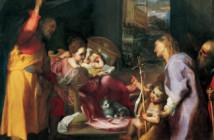 7 Federico Barocci, Madonna della gatta, 1598