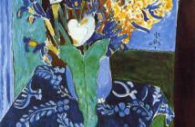 Henri Matisse. Calle, gigli, iris e mimose, 1913