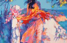 Nicola Simbari (1927-2012) - Mimosa (1986)