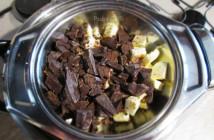 Torta cioccolato e nocciole (6) F