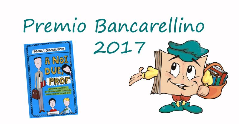 Premio Bancarellino 2017
