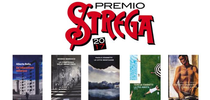 Premio Strega 2017: i 5 finalisti