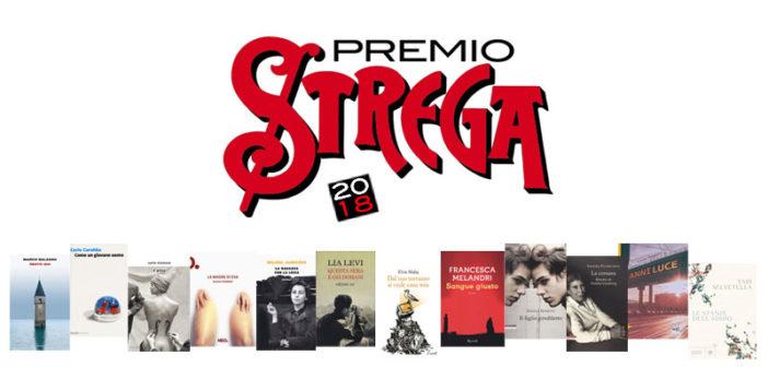 Premio strega 2018: le 12 opere finaliste