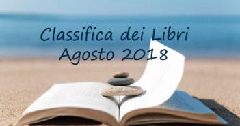 Classifica dei libri mensile – Agosto 2018