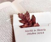 Novità in libreria – Ottobre 2018
