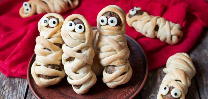 Speciale Halloween: Wurstel Mummia