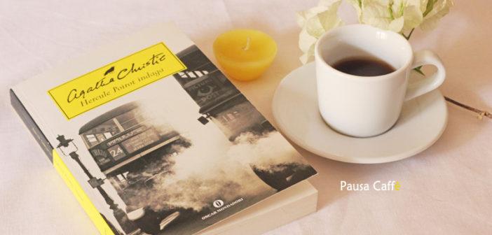 Agatha Christie –  Hercule Poirot indaga