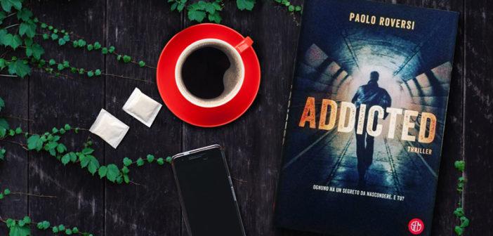 Paolo Roversi – Addicted (Recensione)