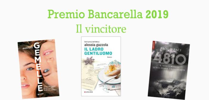 Premio Bancarella 2019: il vincitore e tanto altro