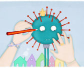 Roberto Piumini – Filastrocca sul coronavirus per i bambini