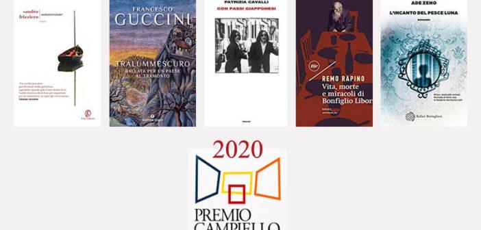 Premio Campiello 2020: la cinquina finalista