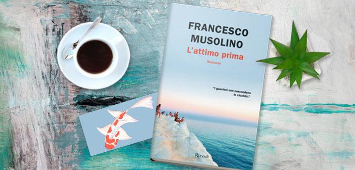 Francesco Musolino – L'attimo prima (Recensione)