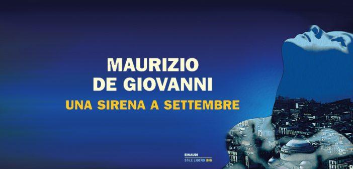 Maurizio de Giovanni – Una Sirena a Settembre